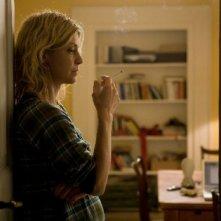 Margherita Buy in un'immagine del film Lo spazio bianco di Francesca Comencini