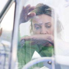 Margherita Buy in una scena del film Lo spazio bianco, in concorso a Venezia 66