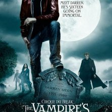 Nuovo poster per Cirque du Freak: The Vampire's Assistant
