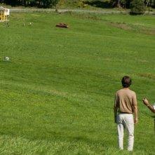 Un'immagine del film Taking Woodstock