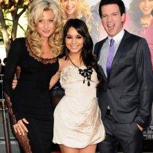 Aly Michalka, Vanessa Hudgens e Gaelan Connell alla premiere del film 'Bandslam - High School Band' nel 2009