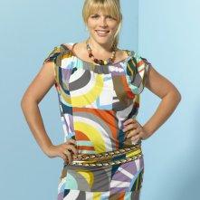 Busy Philipps in una immagine promozionale della serie TV Cougar Town
