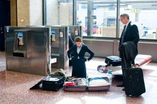 George Clooney e i bagagli ribelli di Up in the Air