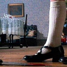 Jacopo Mariani in una scena del prologo del film Profondo Rosso ( 1975 )