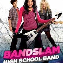 La locandina italiana di Bandslam - High School Band