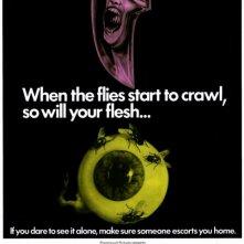 Locandina del film Quattro mosche di vellluto grigio (1971)