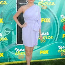 Selena Gomez ai Teen Choice Awards 2009