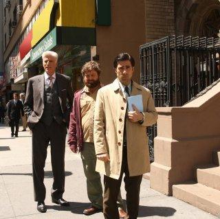 Ted Danson, Zach Galifianakis e Jason Schwartzman nella nuova serie HBO Bored to Death