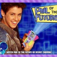 Un wallpaper di Ricky Ullman (Phil Diffy) per la serie di Phil dal futuro