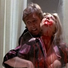 David Hemmings e Macha Méril in una scena del film Profondo Rosso (1975)