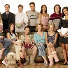 Il cast della serie tv The Help in una foto promozionale