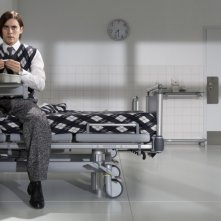Jared Leto in una scena del film Mr. Nobody di Jaco Van Dormael