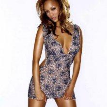 La super sexy modella e attrice Tyra Banks