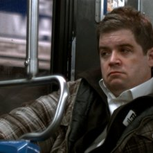 Patton Oswalt in una scena di Big Fan