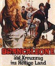 La locandina di Brancaleone alle crociate