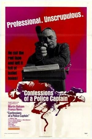 La Locandina Di Confessione Di Un Commissario Di Polizia Al Procuratore Della Repubblica 128843