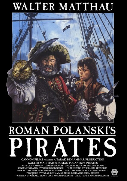 La Locandina Di Pirati 128878