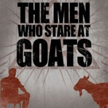 La locandina di The Men Who Stare at Goats
