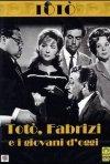 La locandina di Totò, Fabrizi e i giovani d'oggi