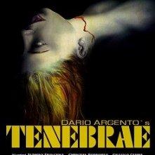 Locandina tedesca del film Tenebre ( 1982 )