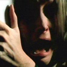 Suzy Kendall in una scena del film L\'uccello dalle piume di cristallo