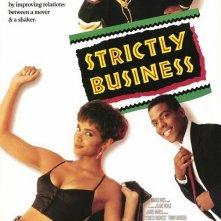 La locandina di Strictly Business