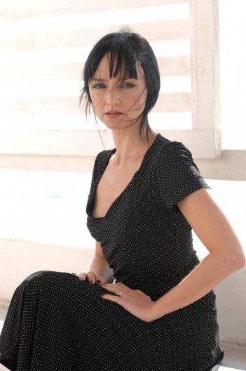 Maria De Medeiros in una scena del film Il compleanno