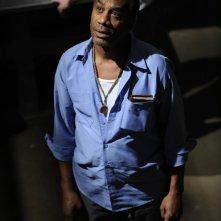 Joe Morton in una scena dell'episodio Regrets di Warehouse 13