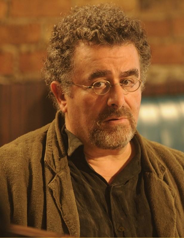 Saul Rubinek In Una Scena Dell Episodio Breakdown Di Warehouse 13 129224