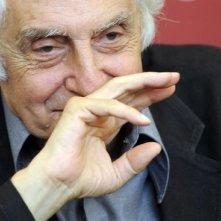 Venezia 2009: il regista Francesco Maselli, autore di Le ombre rosse
