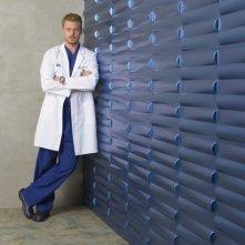 Eric Dane, che da il volto a Mark Sloane, per la sesta stagione della serie tv  Grey's Anatomy