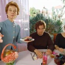 Grace Zabriskie, Michael Shannon e Chloe Sivigny in un'immagine del film My Son, My Son What Have Ye Done
