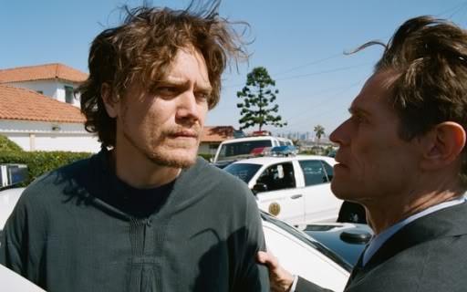 Michael Shannon E Willem Dafoe In Una Scena Del Film My Son My Son What Have Ye Done 129394