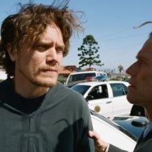 Michael Shannon e Willem Dafoe in una scena del film My Son, My Son What Have Ye Done