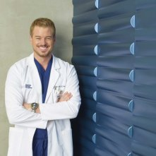 Una foto  di Eric Dane  per la sesta stagione della serie tv  Grey's Anatomy