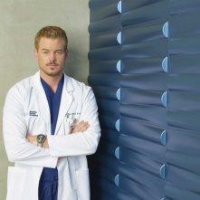 Una foto promozionale di Eric Dane  per la sesta stagione della serie tv  Grey's Anatomy