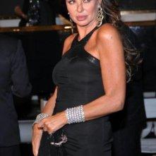 Venezia 2009: un'espressione conturbante di Alba Parietti
