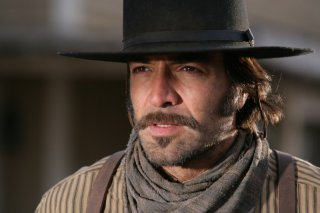 Alessio Di Clemente nella fiction Mediaset Doc West
