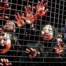 Gli zombie spaventosi che popolano The Horde
