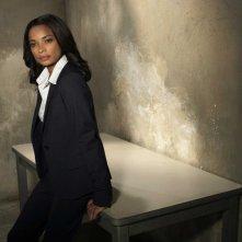 Rochelle Aytes in una foto promozionale della serie The Forgotten