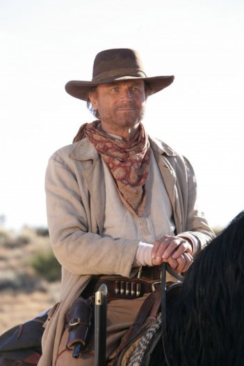 Terence Hill nella fiction Mediaset Doc West