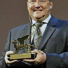 Venezia 2009: John Lasseter, fondatore della Pixar, riceve il Leone d'Oro alla carriera