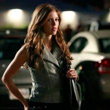 Kayla Ewell è Vicki in una sequenza dell'episodio Friday Night Bites di The Vampire Diaries