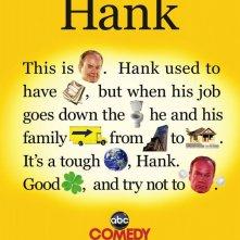 La locandina di Hank