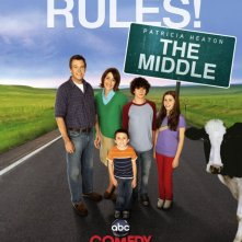 La locandina di The Middle