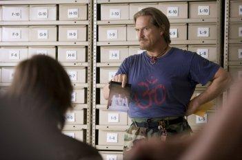 Jeff Bridges nel film The Men Who Stare at Goats