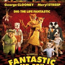 La locandina di The Fantastic Mr. Fox