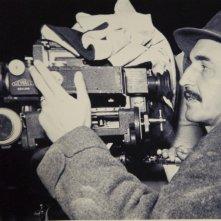 Il regista Antonio Leonviola