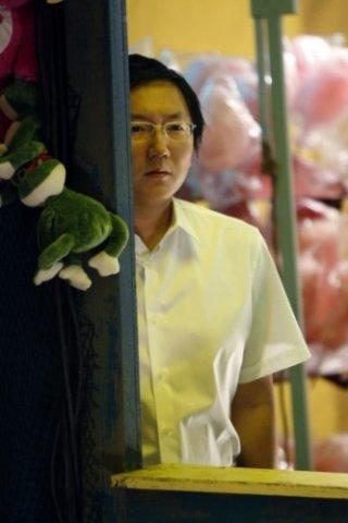 Masi Oka in una scena della premiere della stagione 4 di Heroes