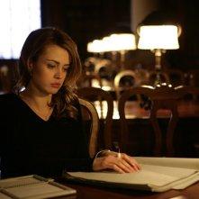 Nathalie Rapti Gomez è una ragazza non vedente in un episodio de L'ispettore Coliandro dal titolo Sangue in facoltà
